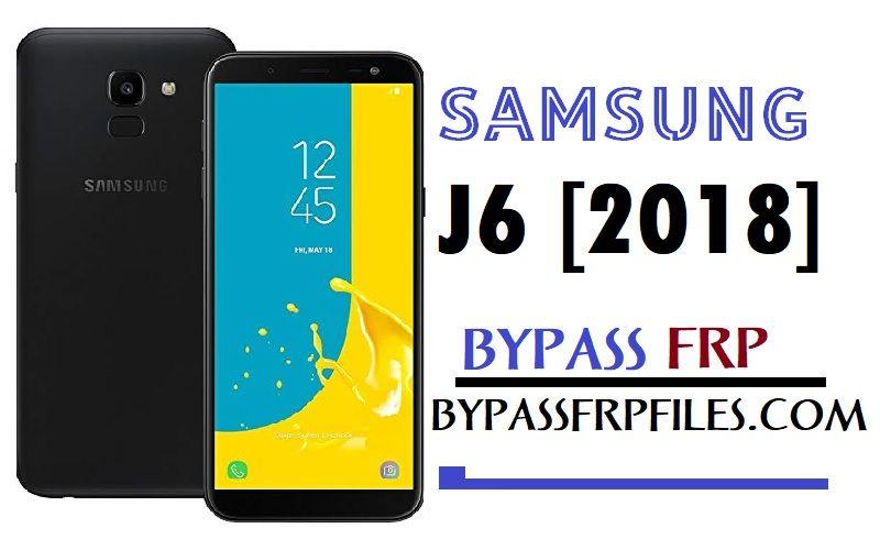 Bypass Google FRP Samsung Galaxy J6 (2018) Remove FRP | SM