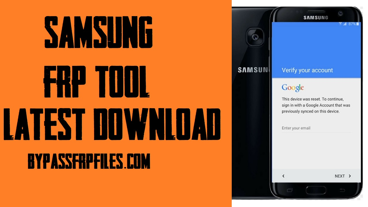 Samsung FRP Unlock Tool Download latest 2020